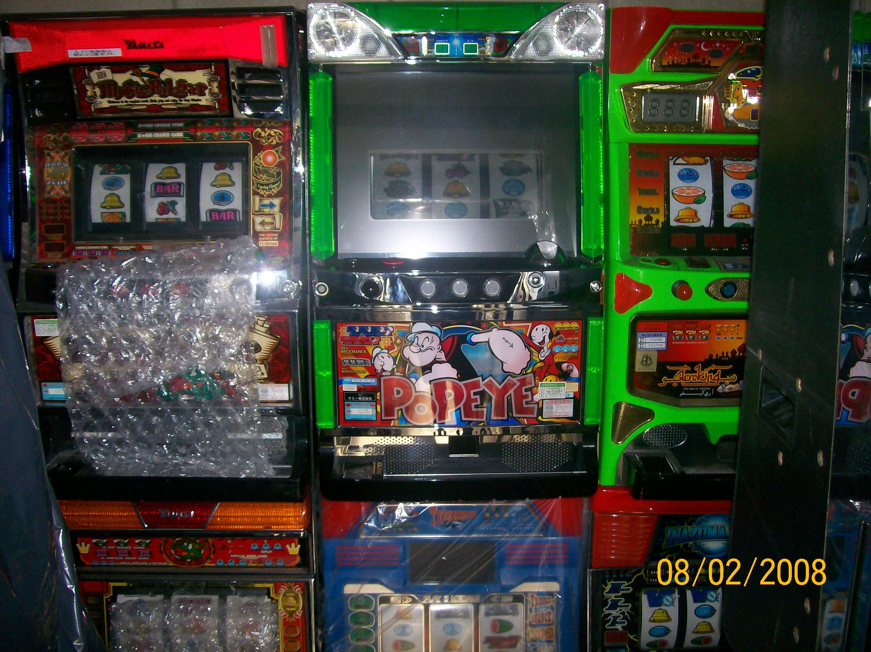 purchase slot machine